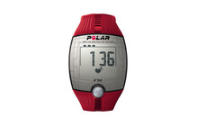 Polar FT2 metallic red